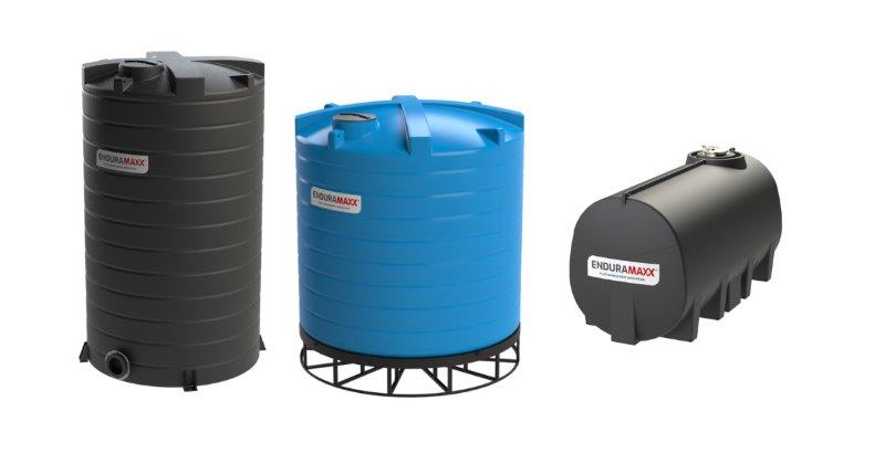 Enduramaxx Large water tanks What they are used for
