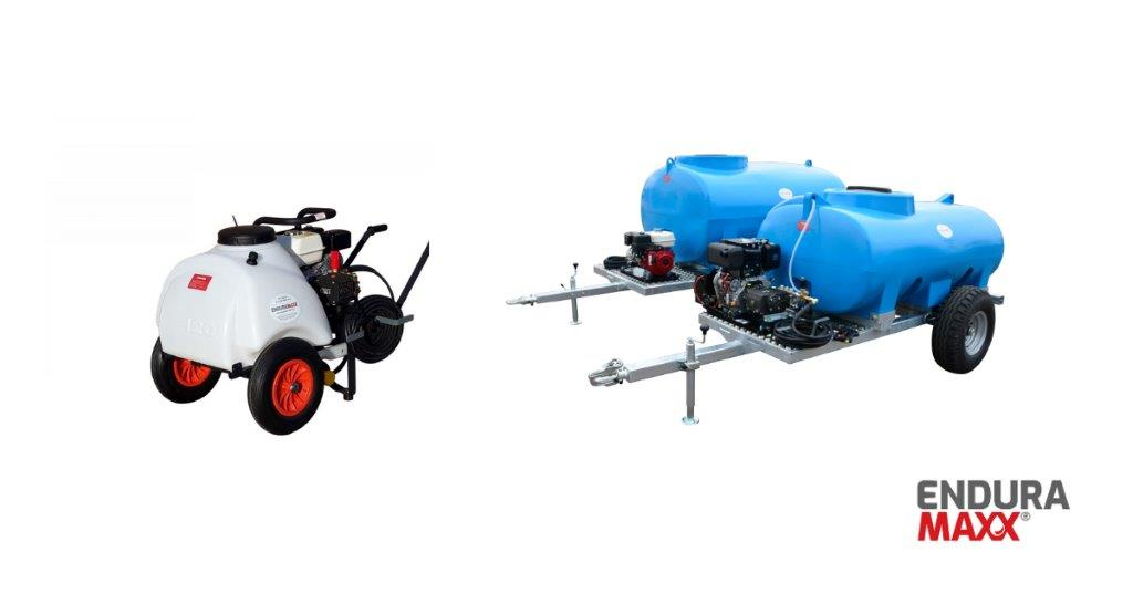 Enduramaxx Mobile Pressure Washers, Whats Available