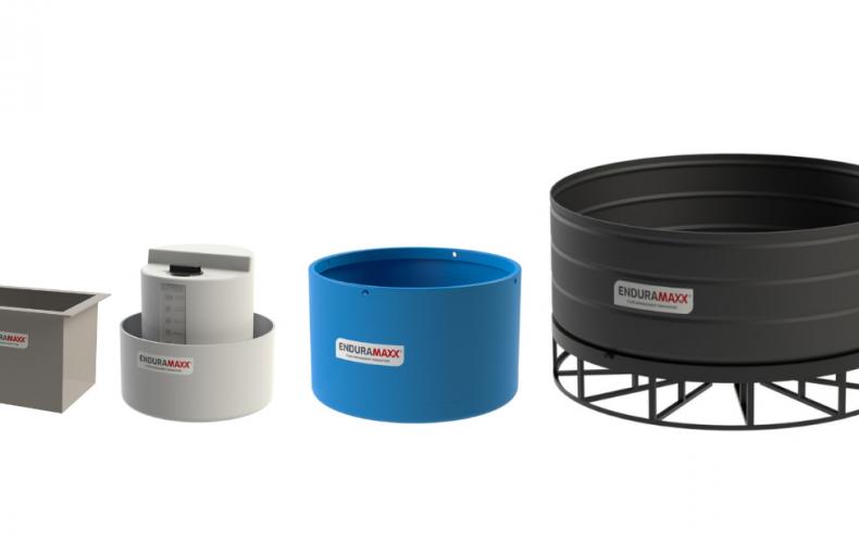 Enduramaxx Open Top Water Tanks UK Manufacturer