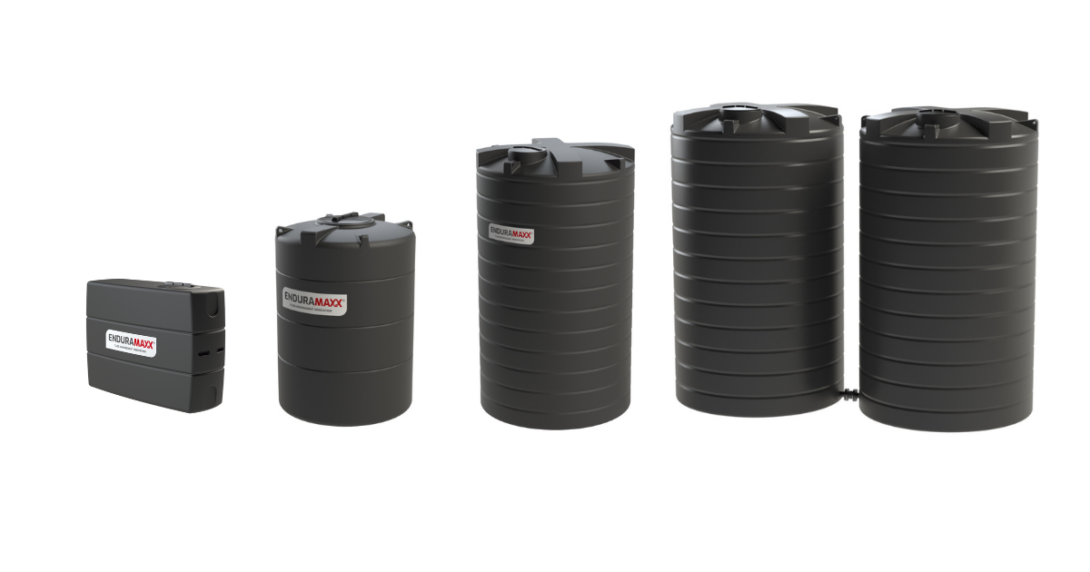 Enduramaxx Plastic Drinking Water Tanks UK Manufacturer