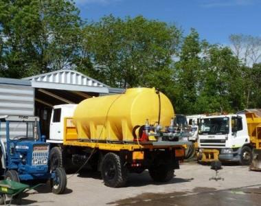 Enduramaxx Plastic Truck Water Tanks