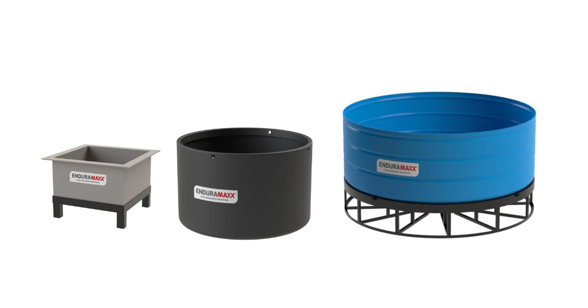 Enduramaxx Plastic Water Tanks for Fish
