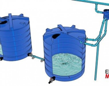 Enduramaxx Plastic Water Tanks for Irrigation