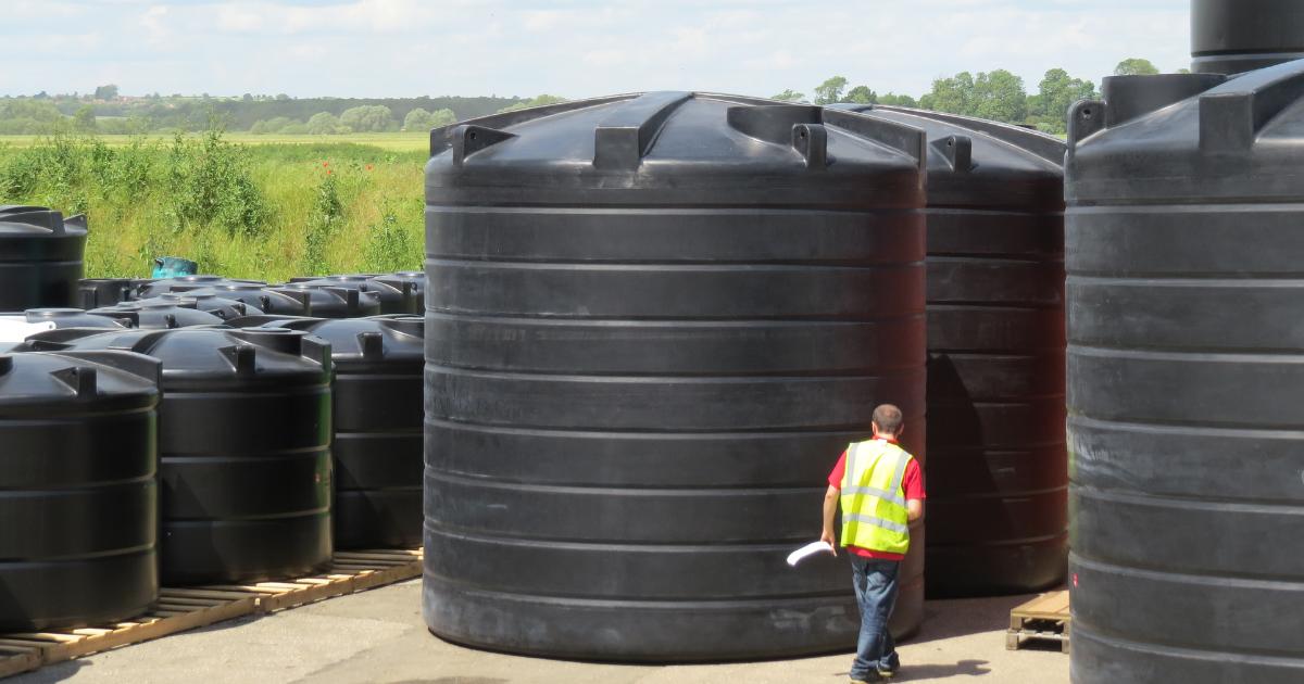 Enduramaxx Rainwater Tanks UK Manufacturer