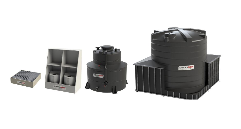 Enduramaxx Self-Bunded Chemical Storage Tanks