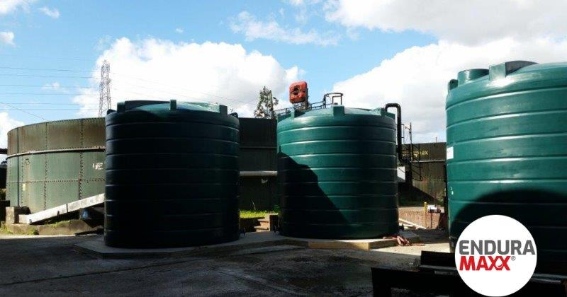Enduramaxx Sludge Storage Tanks