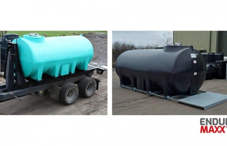 Enduramaxx Trailer Water Tanks, What styles are available