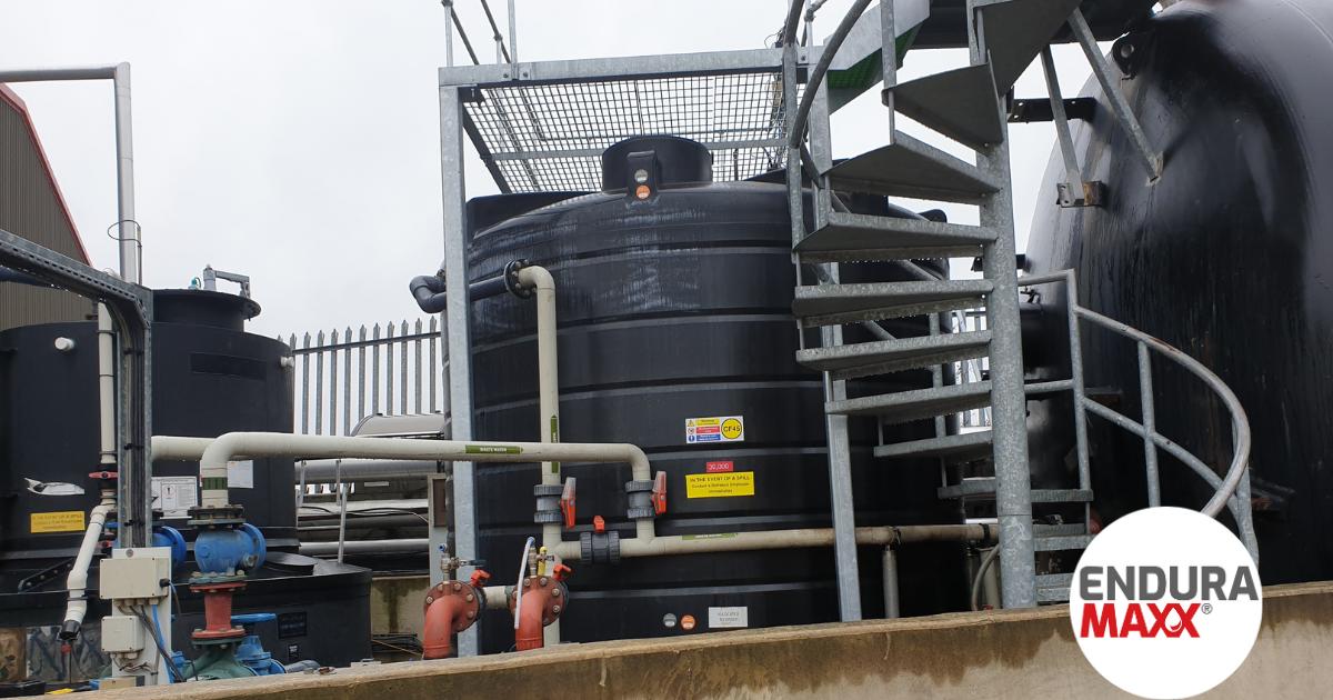 Enduramaxx Types of Industrial Storage Tanks Explained