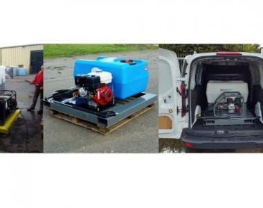 Enduramaxx Water Tanks For Pressure Washers