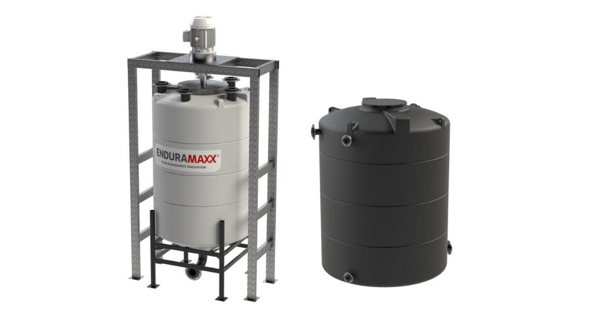 Enduramaxx What is a pH Correction Tank