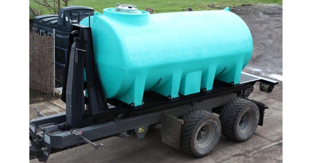 Enduramaxx Horizontal Water Tanks or Transport Tanks