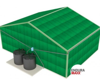 Enduramaxx Large Rainwater Tanks For Agriculture & Farms