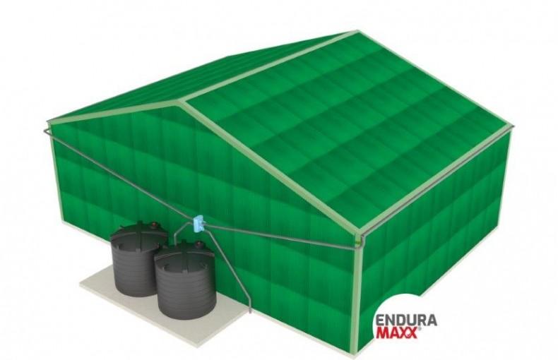 Enduramaxx Large Rainwater Tanks For Agriculture & Farms