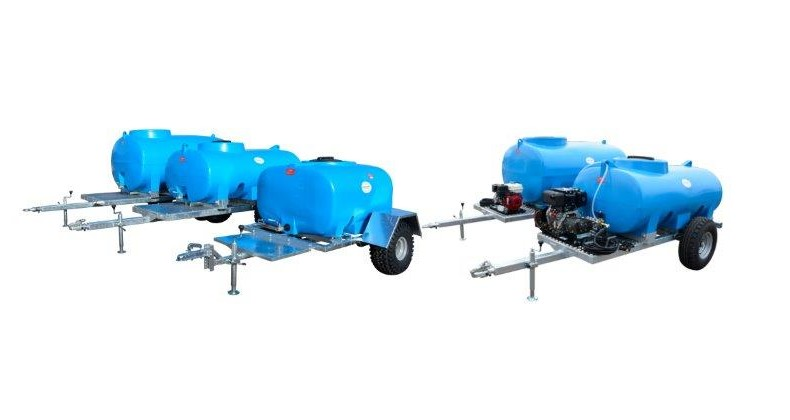 Enduramaxx Water Bowser Hire - Hire or Buy